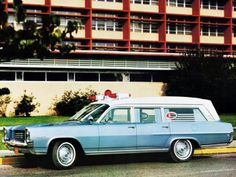 1964 Pontiac Consort Ambulance by Superior American Ambulance, Rescue Vehicles, Police Vehicles, Pontiac Cars, Air New Zealand, Pontiac Grand Prix, Ford Escort, Emergency Vehicles, Commercial Vehicle
