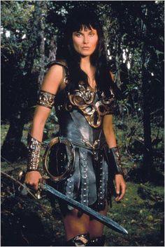 xena a princesa guerreira - Pesquisa Google