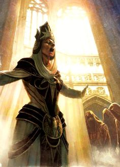 """""""Heed my words. They shall be our downfall."""" - The former Oracle when announcing the damnation of the Guardians."""