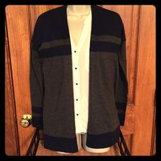 NWT GAP Boyfriend cardigan This cotton blend cardigan is super comfortable and perfect for a casual Saturday. GAP Sweaters Cardigans