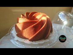 Almond Sugee (Semolina) Cake in a Bundt Pan | Shiokman Recipes