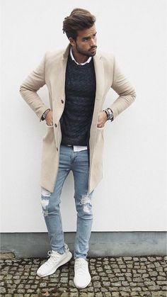 46 Cool Men's Casual Fashion Style Ideas to Copy Right Now #Men # #men'scasualfashionstyleideas