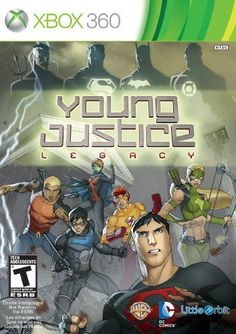 Young Justice Legacy  Xbox 360 by Little Orbit >>> Find out more about the great product at the image link. Note:It is Affiliate Link to Amazon.