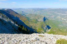 LURE16 - Vue nord depuis le sommet de la Montagne de Lure - Alpes de Haute Provence 04 Photos, Travel, Mountains, Paisajes, Photography, Viajes, Trips, Traveling, Tourism