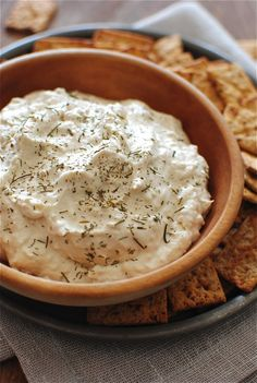 Clam Appetizer Dip (Rewind Recipes) _ With cream cheese lemon juice worcestershire sauce & minced clams. The clam flavor yields this subtle oceany hint thats surprisingly fresh & nice! Canned Clam Recipes, Cream Cheese Recipes, Dip Recipes, Seafood Recipes, Clam Dip Recipe Cream Cheese, Recipies, Yummy Recipes, Vegetarian Recipes, Seafood Appetizers