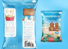 Cornopolis on Packaging of the World - Creative Package Design Gallery