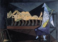 Pablo Picasso, L'aubade, 1942
