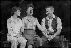 "Ethel Merman and Jack Klugman in the original ""Gypsy"""