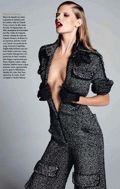 Julia Stegner   Vogue Mexico October 2011