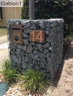 gabion mailbox http://www.gabion1.com                                                                                                                                                      More