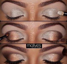 Easy look for quick morning