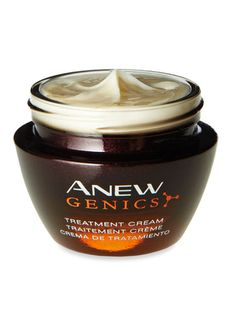 Avon Anew Genics Treatment Cream www.youravon.com/jadriendonald