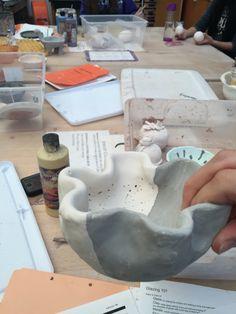 Glaze on pot #1