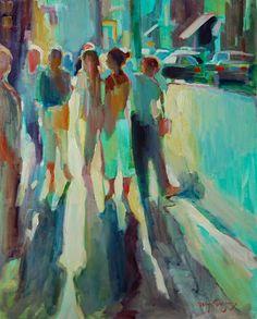 Блог сайта Арт Онлайн Украина: Художница Эрин Фитцхью Грегори (Erin Fitzhugh Gregory) 37 картин