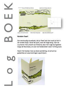 hand printed book #texel | www.lotjemeijknecht.nl