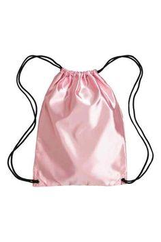Satynowy plecak
