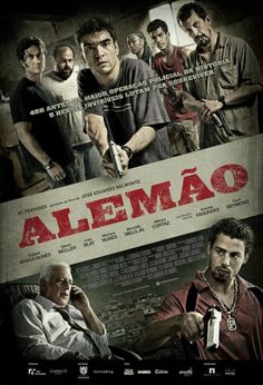 """""""Alemão"""" (filme nacional - 2014)"""