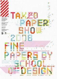竹尾 PAPER SHOW 2008の画像:doeeyed