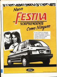 https://flic.kr/p/bHLBHV   FORD FESTIVA 1992   Assembled in Venezuela