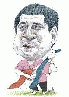 Horacio Cartes, nuevo presidente de Paraguay - Pancho Cajas