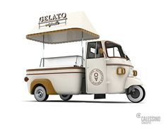 piaggio ape coffee - Google Search