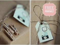 over 100 free printable tags by shari