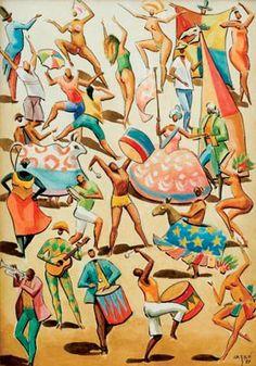 Carnaval /  Carybé