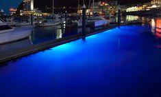 静岡県熱海市 スパ・マリーナ熱海 海中照明
