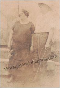 Virgin Islands history, The St. John-Pelican Cay Sloop Race in the US Virgin Islands ~ 1937