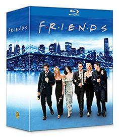 Friends - Seizoen 1 t/m 10 (De Complete Serie) (Blu-ray) (Blu-ray), David Schwimmer David Schwimmer, Matt Leblanc, Matthew Perry, Jennifer Aniston, Serie Friends, Friends Tv Show, Friends Episodes, Courtney Cox, Video France