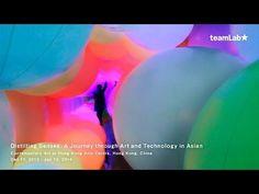 teamLab: Homogenizing & Transforming World – CollabCubed