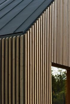 House Cladding, Timber Cladding, Exterior Cladding, Timber Panelling, House Facades, Timber Flooring, Wood Paneling, Timber Architecture, Architecture Details