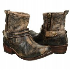 Bed Stu Gogo Boot(Women's) -Black Hand Wash Leather For Sale SEiIWMpKgW