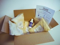 Enter this competition to win a huge pack of powdered foods from Queal.eu!