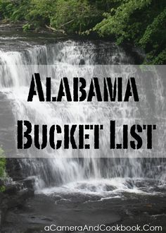 Things to do in Alabama - What's on your Alabama Bucket List? - Things to do in Alabama – What's on your Alabama Bucket List? Things to do in Alabama – What's on your Alabama Bucket List? Bucket Lists, Stuff To Do, Things To Do, Vacation Destinations, Vacations, Adventure Is Out There, Where To Go, Alabama College, Alabama Football