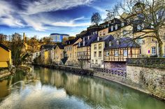 Alzette by Wolfgang Staudt   Die Alzette ist ein 73 kn langer Zufluss der Sauer in Frankreich und Luxemburg