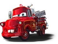 Pin Rescue Squad Mater Pixar Wiki Disney Animation Studios on . Disney Pixar Cars, Cars 2006, Tow Mater, Car Drawings, Fire Dept, Disney Animation, Best Tv, Fire Trucks, Firefighter