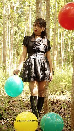Selina Grace Jusi Returned to my imagination on Behance