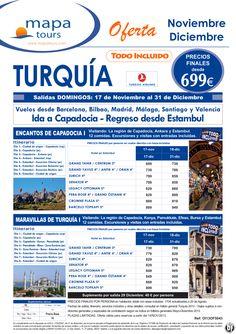 Turquía Todo Incluido desde 10 Noviembre hasta 31 Diciembre **Precio Final desde 699** - http://zocotours.com/turquia-todo-incluido-desde-10-noviembre-hasta-31-diciembre-precio-final-desde-699-4/