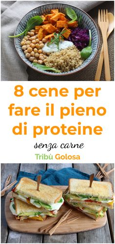 Vegetarian Cooking, Vegetarian Recipes, Healthy Recipes, Healthy Drinks, Healthy Snacks, Veggie Recipes, Dinner Recipes, Health Dinner, Italian Recipes