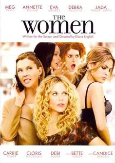 Packed with an all-star cast, Diane English's (MURPHY BROWN) contemporary version of THE WOMEN showcases the talents of Annette Bening, Meg Ryan, Jada Pinkett Smith, Candice Bergen, and Debra Messing.