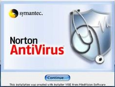 Norton Anti Virus Protect Data with Internet Security