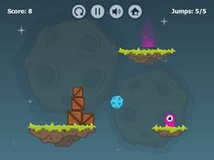 http://su.pr/1cA8Nq Bring Me Home: New Levels - Strong #physics #puzzle, nice sequel, cute graphics :) #game