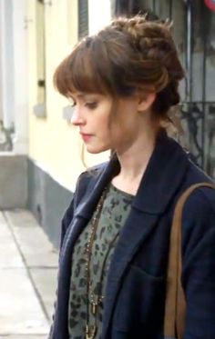 Alexis Bledel in Remember Sunday... I remember this film being cute and would like to see it again.