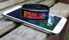 Samsung Gear Fit review - http://authoritywearables.com/samsung-gear-fit-review