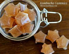 Kombucha Gummies Recipe