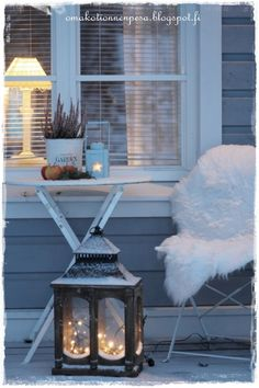 Oma koti onnenpesä: Talvi yhdessä yössä