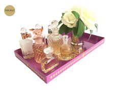Decorative Trays Classy Decorative Tray  Riverside Blue  Shops Deko And Decorative Trays Design Inspiration