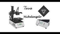 Tevo Michelangelo 3D Printer Unboxing Must Watch
