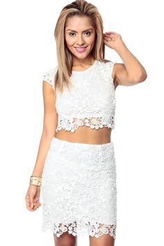 Timeless Lace Crop Top @ Cicihot Top Shirt Clothing Online Store: Dress Shirt,Sexy Womens Shirt,T Shirts,Corset Dress,White T Shirt,Girl T Shirt,Short sleeve top